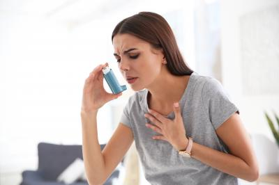 Severe uncontrolled asthma with an eosinophilic phenotype