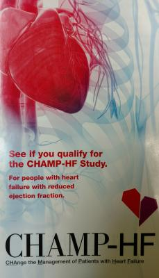 Do You or a Loved One have Heart Failure?