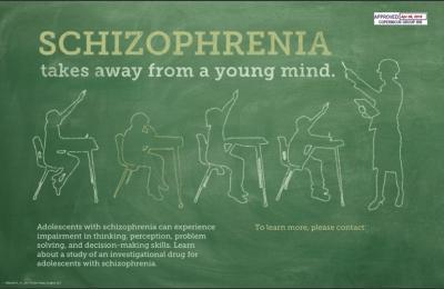 Adolescent Schizophrenia