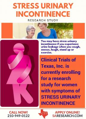 Stress Urinary Incontinence