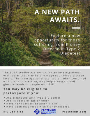 Type 2 Diabetes with Kidney Disease